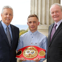 Carl Frampton discount covered under PSNI charging policy