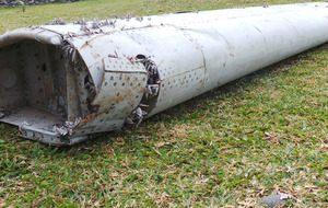 Found wing is that of vanished flight MH370