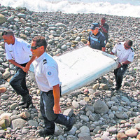 Malaysia confirms debris from missing plane
