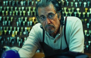 Pacino on the lock-out for love in Manglehorn