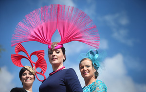 Showgoers step out in style for Ladies Day at Dublin Horse Show
