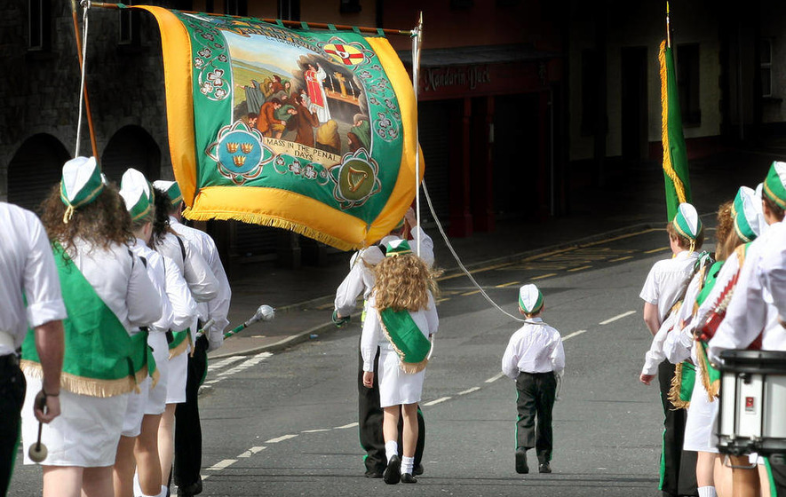 Orange Order turns down AOH parade invitation
