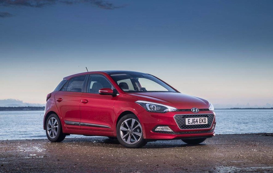 Refined Hyundai makes big impression