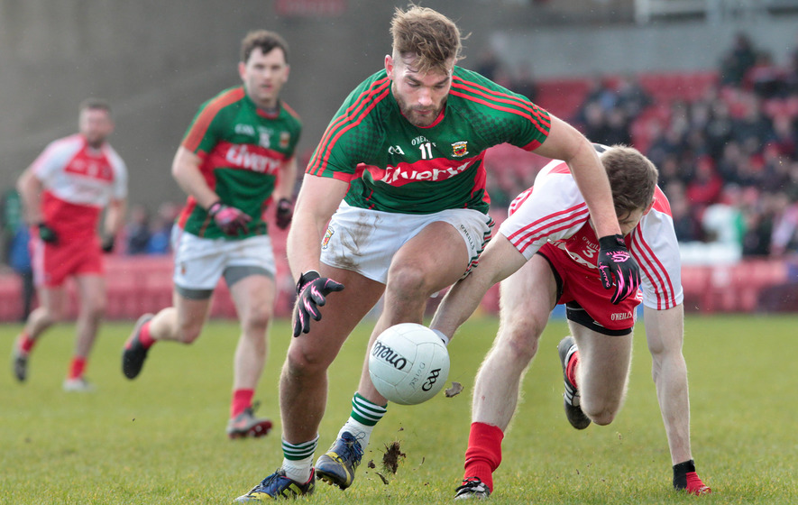 Donegal vs Mayo: The statistics
