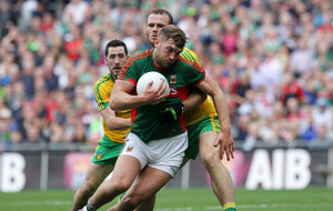 End of an era for Donegal as Mayo march on to semis