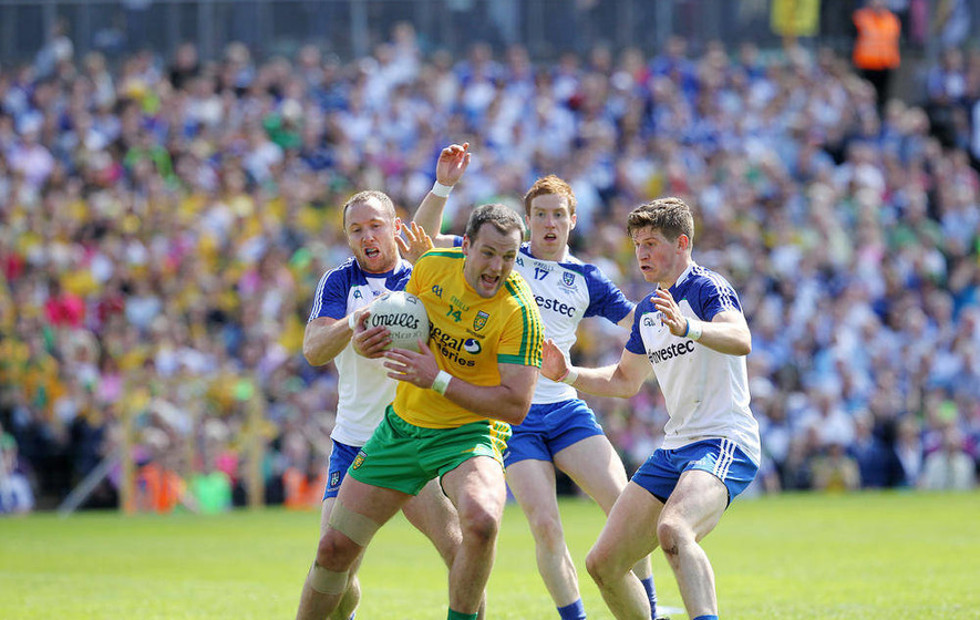 Irish News Ulster All-Stars 2015: Andy Watters' picks
