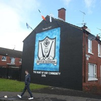 GAA club denounces painting over of iconic mural