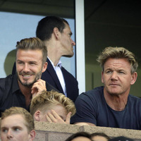 Beckham hits out at paper's dummy criticism