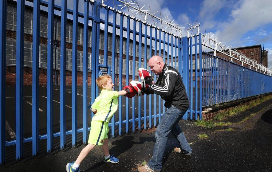 Boxing club fears closure of school move delayed