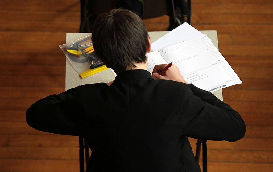Exam results helpline for A-level students uncertain about future