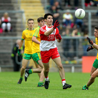 Derry minor Keenan hopes results keep going his way