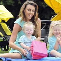 I'm back to being me again says Michelle Heaton