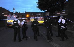 Eyewitness says shooting victim was Kevin McGuigan who died at the scene