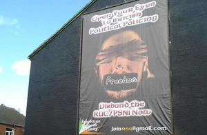New GAA mural to be painted in Ardoyne