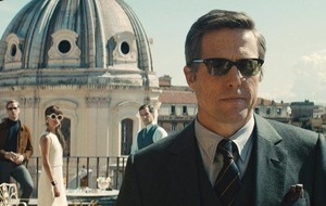 Man from U.N.C.L.E. a poor relation of TV original