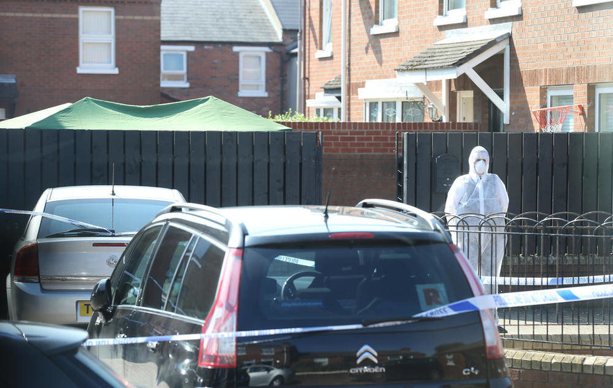 McGuigan murder weapon may have been part of IRA stash
