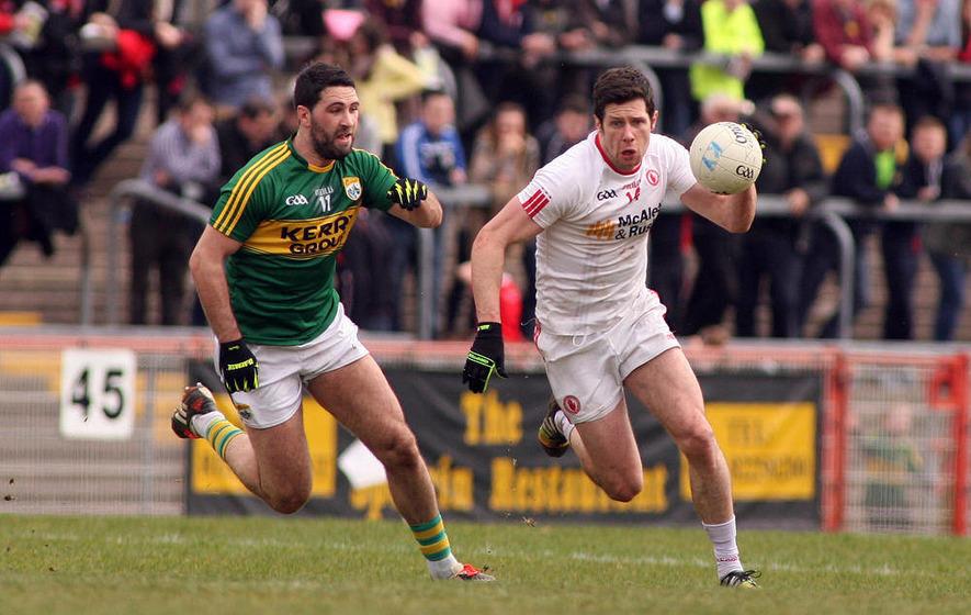 Live: Tyrone v Kerry All-Ireland semi-final at Croke Park