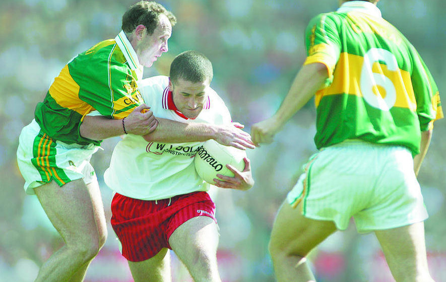 Mickey Harte: Tyrone must raise the bar to compete with Kerry