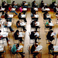 Girl outperform boys at GCSE 'because they do better at coursework'