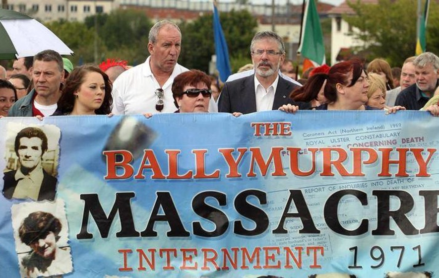 "Soldiers present during Ballymurphy Massacre ""not yet traced"""