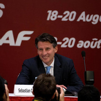 Coe sets sights on getting rid of drug cheats as IAAF President