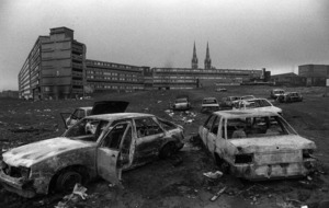 Bishop vows no IRA racketeeting following Divis Demolition