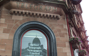 End of printing at Belfast Telegraph costs 89 jobs