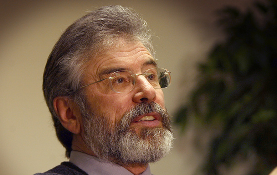 Everyone but the UUP is downplaying Sinn Féin's problems