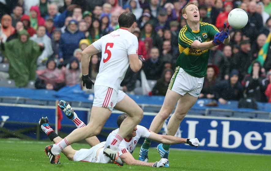 Kerry have too much in tank for Tyrone