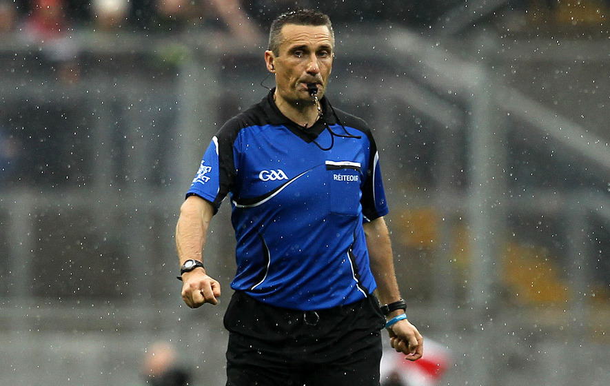 Brolly laments Tyrone's dose of ref justice