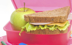 Tooth-friendly lunchbox fare for schoolkids