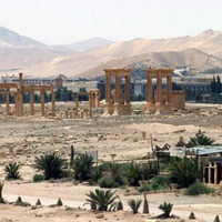 Ancient temple blown up by Islamist militants