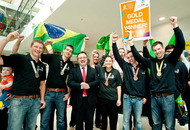 Skilled young talents celebrate global medal success