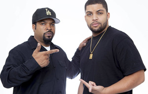 Ice Cube and son O'Shea Jackson Jr tell it straight