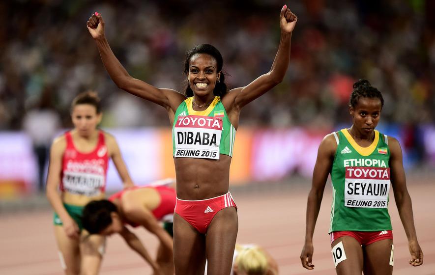 Rudisha powers away to claim 800m crown in Beijing