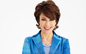 Kathy Lette's love for Donegal