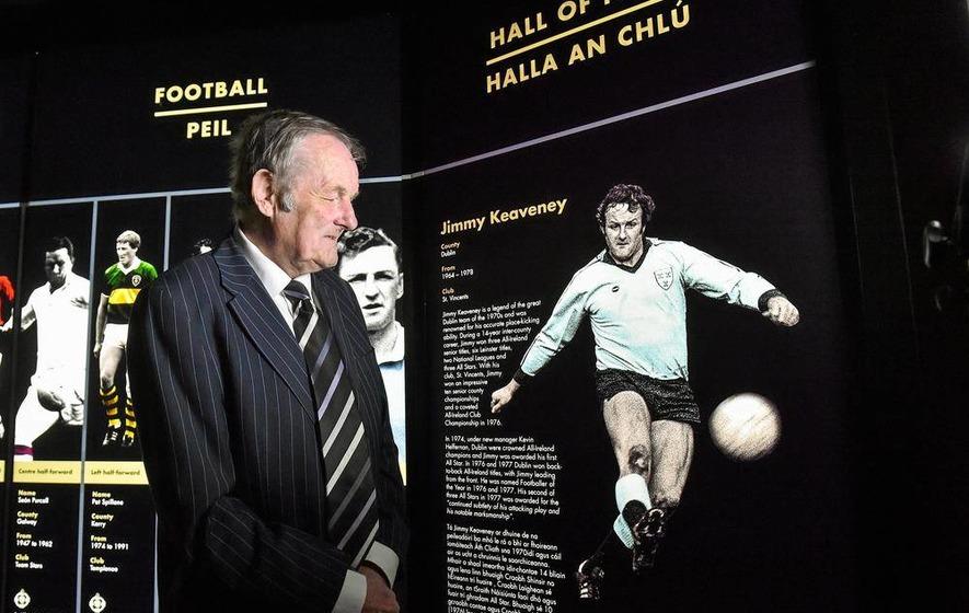 Keaveney and Barry-Murphy enter GAA Hall of Fame
