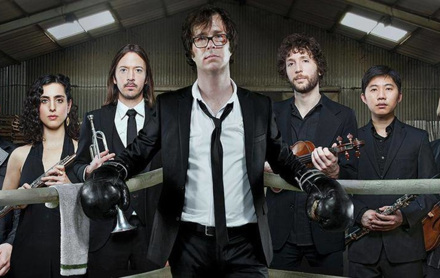 Piano man Ben Folds adds another string to his bow