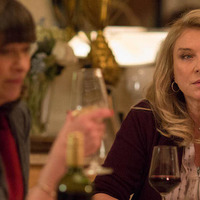 Amanda Redman's back on our screens and seeing red