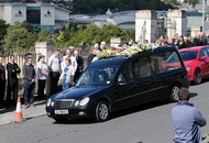 Priest at funeral of Conall Havern said he 'touched the lives of many'