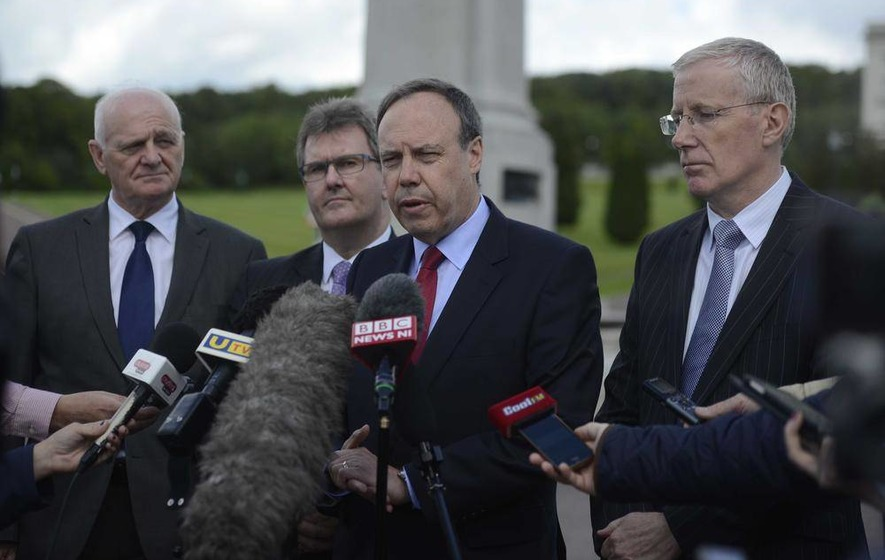 Executive on the brink after Dodds warning