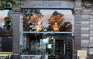 Eating Out: Relaunched Apartment an A-grade classic