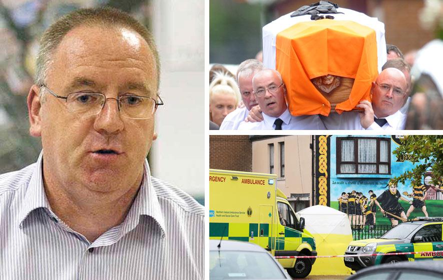 Man arrested in Gerard Davison murder investigation