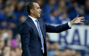 Martinez praises Kenwright for keeping Stones at Everton