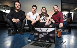 Young Belfast firm has plenty to shout about