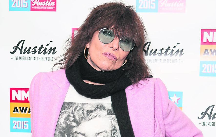 Singer Hynde criticised for comments about rape victims