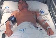 West Belfast man breaks his back in Ibiza tragedy