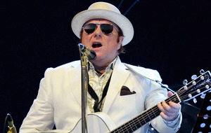 Van Morrison back in town for two concerts