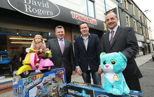 Landmark property purchase allows Portadown retailer to grow