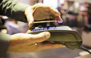 New £30 limit introduced for contactless cards payments